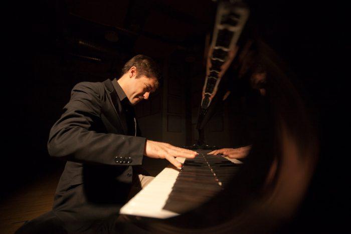 Alberto Pibiri Music