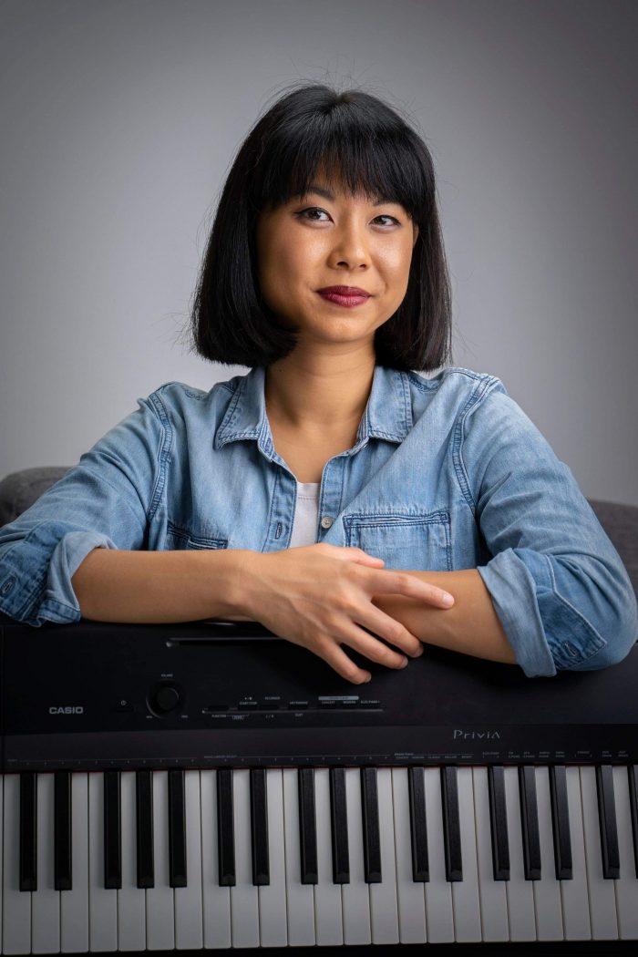 Hello Natsha – Online Piano Lessons